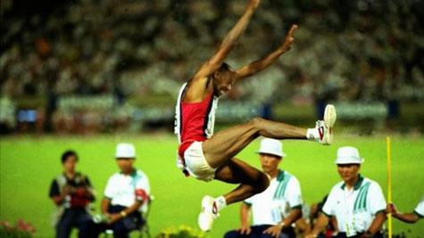Mike Powell, Tokyo 1991 World Championships Long Jump Competition